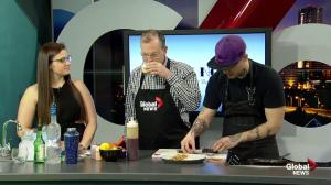 Global Edmonton kitchen with Why Not Cafe Bar and Kitchen